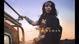Wonder Woman Makeup For Halloween by Wonder Woman Makeup U0026 Costume Tutorial English Jim Reno