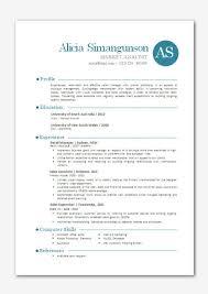 modern sle resume templates modern resume format haadyaooverbayresort com