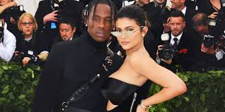 kylie jenner and travis scott at 2018 met gala kylie jenner met