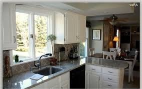 Painted Wooden Kitchen Cabinets Painting Oak Kitchen Cabinets White Kitchen Crafters