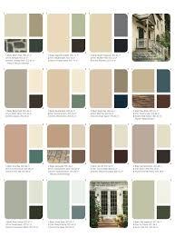 Home Depot Interior Paint Color Chart Exterior Paint Color Charts Home Designs Ideas