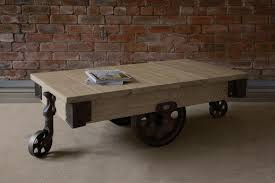 coffee table excellent cart coffee table ideas wheeled cart