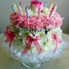 birthday flower cake happy birthday flower cake pictures