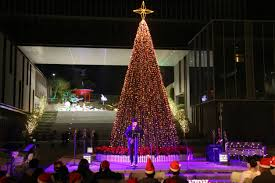 Christmas Tree Sing Christmas Sing Along The Chinese University Of Hong Kong Shenzhen