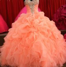 orange quinceanera dresses luxury plus size gown prom dresses sweetheart with