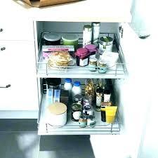 rangement cuisine coulissant meuble de cuisine coulissant armoire cuisine coulissante meuble de
