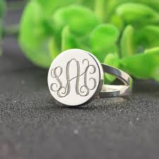 Monogramed Rings Compare Prices On Mens Monogram Rings Online Shopping Buy Low