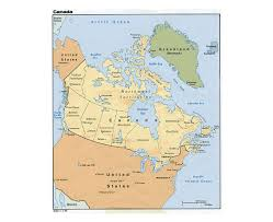 Map Of Canada With Cities by Maps Of Canada Detailed Map Of Canada In English Tourist Map