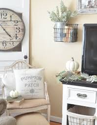 simple tips to decorate for fall on a budget