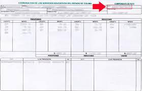 formato de pago del estado de mexico 2015 secretaría de educación plataforma de herramientas educativas