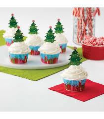 Wilton Easter Cupcake Decorating Kit by Wilton Christmas Tree Decorating Kit For 24 Cupcakes Kitschcakes
