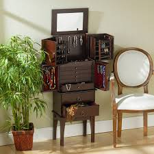 Over The Door Jewelry Cabinet Oak Jewelry Armoire Option Med Art Home Design Posters