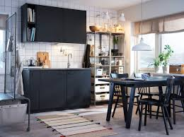 Pictures Of Kitchens With Black Cabinets Kitchens Kitchen Ideas U0026 Inspiration Ikea