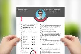 Sales Representative Resume Templates Sales Representative Cv Template Modern Cv Upcvup