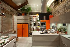 Retro Kitchen Designs by Kitchen Design Concepts With Retro Refrigerators That Steal The