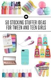 Stocking Stuffers Ideas Small Gift Ideas For Tween U0026 Teen Girls Small Christmas Gifts