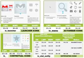 android icon size android icon size printable guide wiseman designs