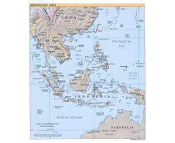 map world asia maps of southeast asia southeast asia maps collection of