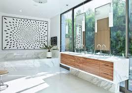 bathroom elegance master marble bathroom features large framed