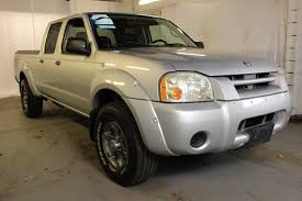 nissan cargo van 4x4 nissan frontier crewcab xe 4x4 one owner clean marshall