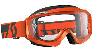 scott motocross gear scott hustle mx clear works green offroad goggles collection new