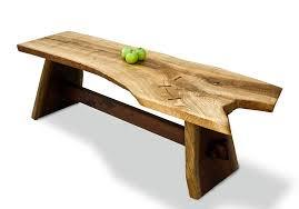 Slab Coffee Table by Davies Coffee Table Sustainable Wood Coffee Table David Stine