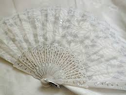 Wedding Wishes Spanish Image Detail For White Silver Lace Spanish Hand Fan Dance Fancy