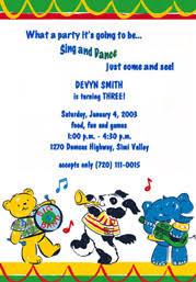 kids birthday party invitation message vertabox com