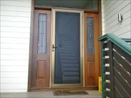 Exterior Door Repair Exterior Door Frames Repair Wood Frame Wooden Front Oak Montours