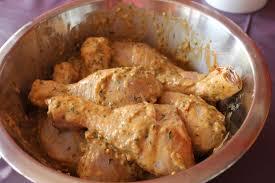cuisiner pilon de poulet pilons de poulet marinés maryse cocotte