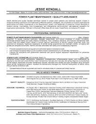 an example resume hitecauto us