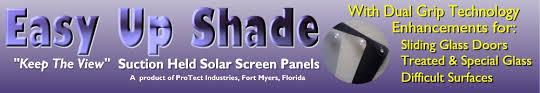Solar Shades For Patio Doors by Suction Held Solar Shade Screen Windows Glass Doors Skylights