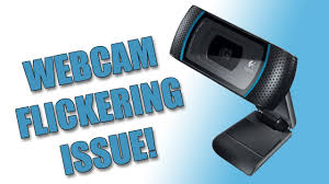 Logitech C920 Wall Mount Flickering Webcam Issue Solved Featuring Logitech C910 Youtube