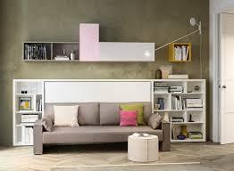 wall bed with sofa kali sofa twin wall bed sofa space saving twin beds