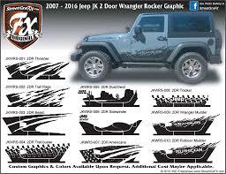 jeep wrangler logo decal jeep wrangler jk u2013 streetgrafx