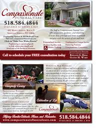 funeral homes prices compassionate funeral care inc saratoga springs ny funeral home