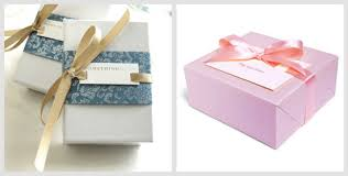 wedding gift wrap how to choose and wrap a wedding gift the paper package