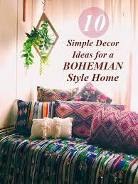 Bohemian Decorating Ideas 508 Best Hippie Room Images On Pinterest Home Bohemian Decor