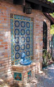 Garden Walls Ideas by Accessories Agreeable Home Exterior And Garden Decoration Ideas