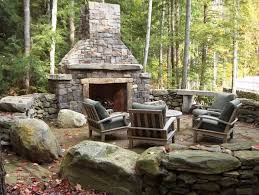 Backyard Fireplace Plans by How To Make Outdoor Fireplace Tips U2014 Home Fireplaces Firepits