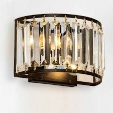 Crystal Wall Sconce by Online Get Cheap Crystal Wall Sconce Aliexpress Com Alibaba Group