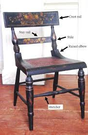 painted side chair 1820 40 a fine collection