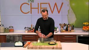 the chew com recipes thanksgiving the chew cocktail shaker eggs youtube