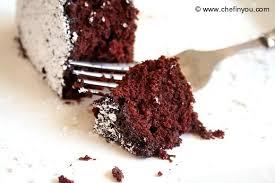 vegan chocolate fudge cake eggless recipe chocolate fudge