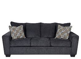 signature design by ashley benton sofa benton sofa slate raymour flanigan