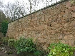 Secret Garden Wall by Ornamental Stone Multi Colour Mosaic Victorian Brick Garden Wall