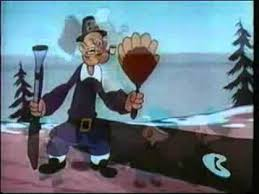popeye the sailor pilgrim popeye 1951 humor and holidy