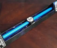 luke skywalker fx lightsaber blue disney from bargains now