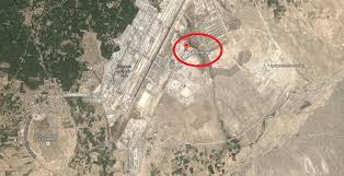 bagram air base map f 16 fighter crashed in afghanistan pilot saved