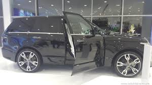 customized range rover 2017 range rover 2016 ares customized youtube